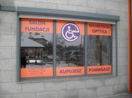 """Salon Fundacji """"Niepełnosprawni Pracują"""""""